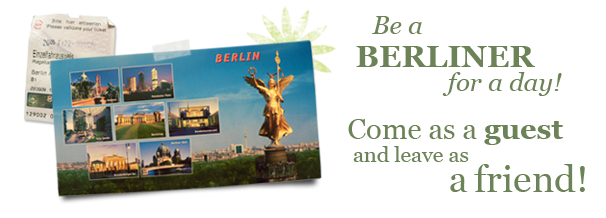 Be a Berliner for a day