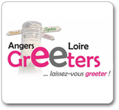 Logo Angers Loire Greeters