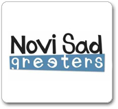 Logo Novi Sad greeters