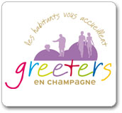 Logo Champagne Greeters