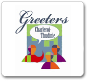 Logo Charleroi Greeter