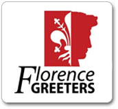 Logo Florence Greeters