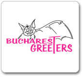 Logo Bukarest Greeters