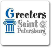 Logo Saint Petersburg Greeters