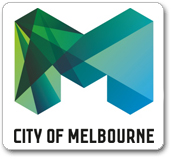 Logo Greeter City of Melbourne