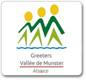 Logo Greeters Vallée de Munster
